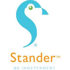 Crutch Junior Pair 300Lb Stander By Stander Inc