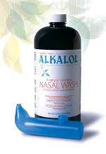 ALKALOL NASAL WASH LIQUID 16 OZ