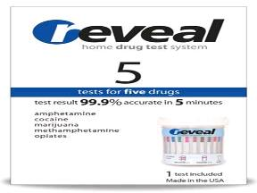 Drug Test Kit 5 Drug American Screen