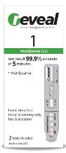Drug Test Kit Marijuana 2 Count Amricn Scrn