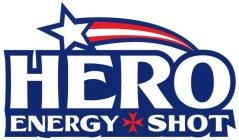 Hero Energy Shot Grape 2X2Oz