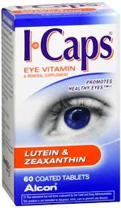 Icaps Lutein Zeaxanthin Tab 60 Count Systane