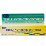 Triple Antibiotic Ointment 5M Un 1 oz By G&W Labs