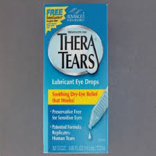 THERA TEARS (Theratears) Eye Drop UD 32ct by ADVANCED VISION RESEARCH