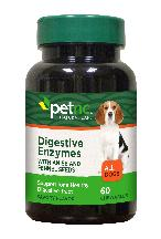 Pet Nc Digestive Enzymes 60 Count Chwtab