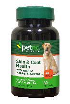 Pet Nc Healthy Skin And Coat Omega 60Cy