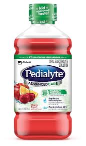 Pedialyte Rtf Advanced Cherry 8X1Ltr