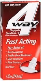 4 Way Fast Ac 1oz