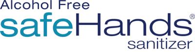 Safehands Alcohol Free Sanitizerff 1.75 oz . By Safehands LLC