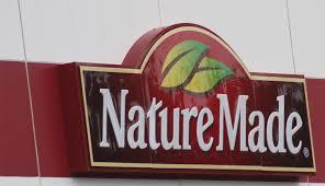 Nature Made Calcium +D 600 Mg-400 Tab 60 By Pharmavite Pharm Corp