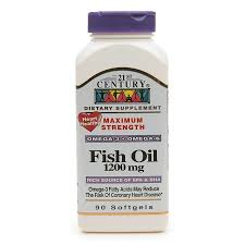 Fish Oil 1200Mg Softgel 90Ct 21St Cent