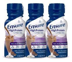 Ensure Act Hi Pro Muscle Choc 4X6X8 oz