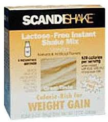Scandishake Powder Lactose Fre Van 4X3 oz By Actavis Pharma /OTC