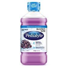Pedialyte Rtf Liquid Grape 8X1Ltr