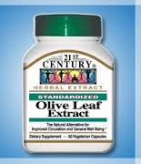 Olive Leaf Vegi Cap 60
