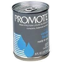 Promote Liquid Vanilla Can 24X8 oz