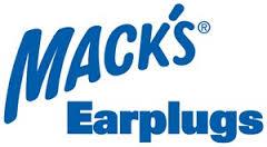 Macks Ear Plug Pillo Soft White Nrr22 2Pr