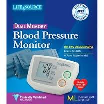 Blood Pressure Machine Digital Auto By A&D Medical