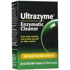 Ultrazyme Enzymatic Cleaner - 20 tablets by Amo