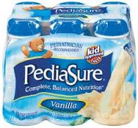 Pediasure Shake Retail Vanilla 4X6X8 oz
