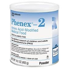 Phenex-2 Powder Vanilla Can 6X14.1 oz