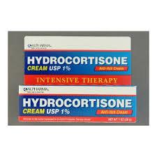 Hydrocortisone 1% Cream 1 oz Actavis