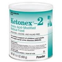 Ketonex-2 W/Amino Acid Powder 14.1 oz