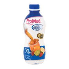 Promod Liquid Protein Fruit Punch 6X32 oz