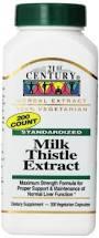 Milk Thistle Extract Cap 200Ct 21St Cent