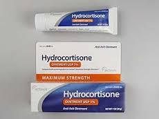 Hydrocortisone 1% Ointment 1 oz Actavis