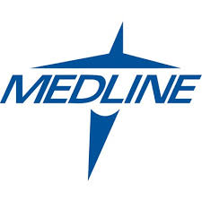 Crutch Hand Grip Solid By Medline