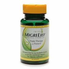 Case of 24-Migrelief Original Formula Caplets - 60 Caplets