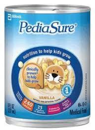 Pediasure Shake Inst Can Vanilla 24X8 oz