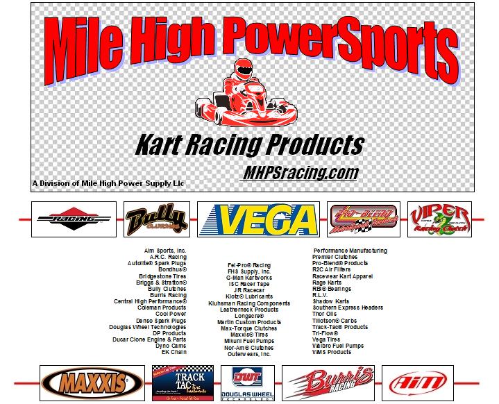 Mile High PowerSports Ltd : Kart Racing