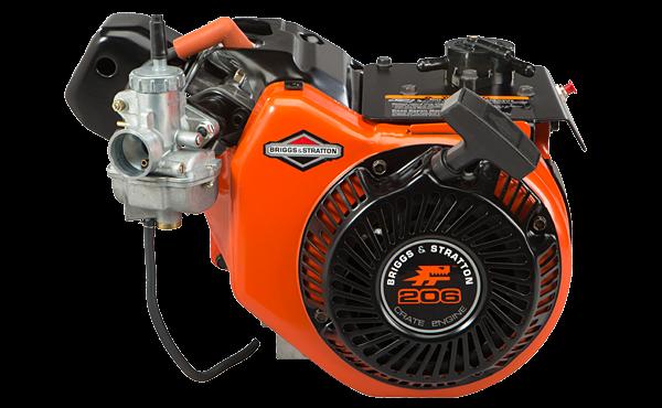 Briggs 206 Engine 124332-8201-01