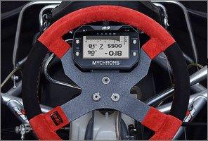 Dedicated Steering Wheel