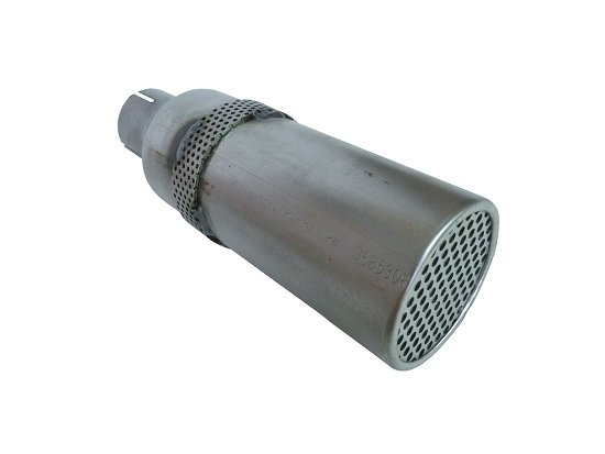 RLV Exhaust Silencers