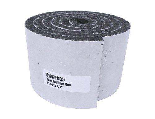 Adhesive Seat Padding 1/2 x 4 x 6 FT