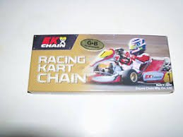 #35 EK Gold High Tensile Chain - 120 Link