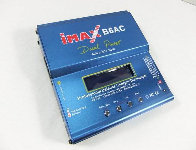 Image 1 of iMax B6AC Multifunctional Balance Charger /Built-in AC Adapter