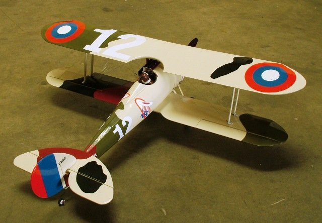 Image 0 of Nieuport-28 EP 40