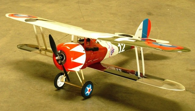 Image 1 of Nieuport-28 EP 40