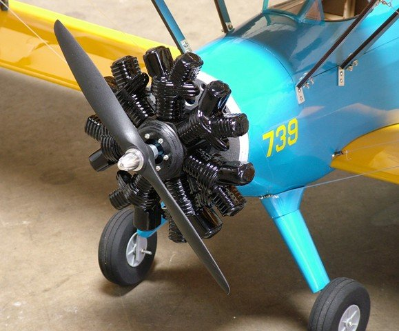 Image 2 of PT-17 Stearman EP 50