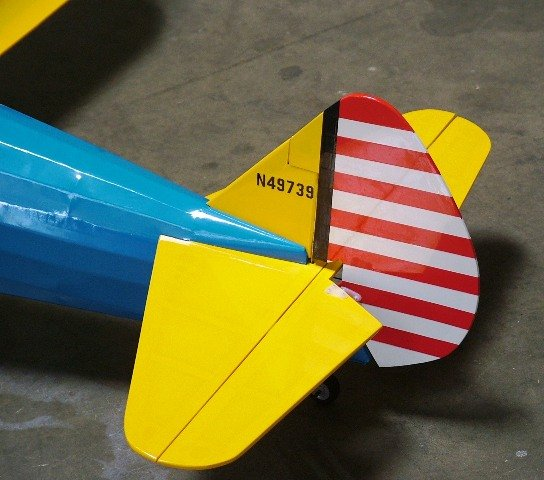 Image 5 of PT-17 Stearman EP 50