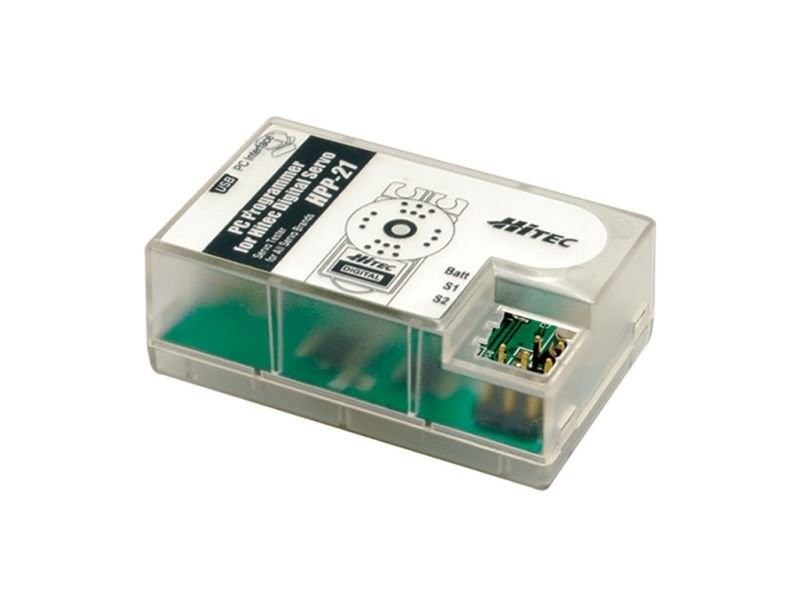 Image 0 of HPP-21 PC Programmer for Hitec Digital Servos