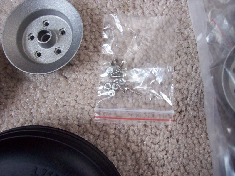Image 4 of 3.25 inch wheels (set)