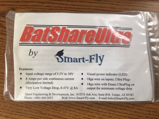 Image 2 of Smart-Fly BatShareUltra