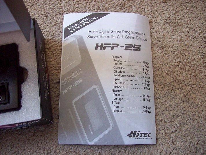 Image 2 of HFP-25 Field Programmer/tester