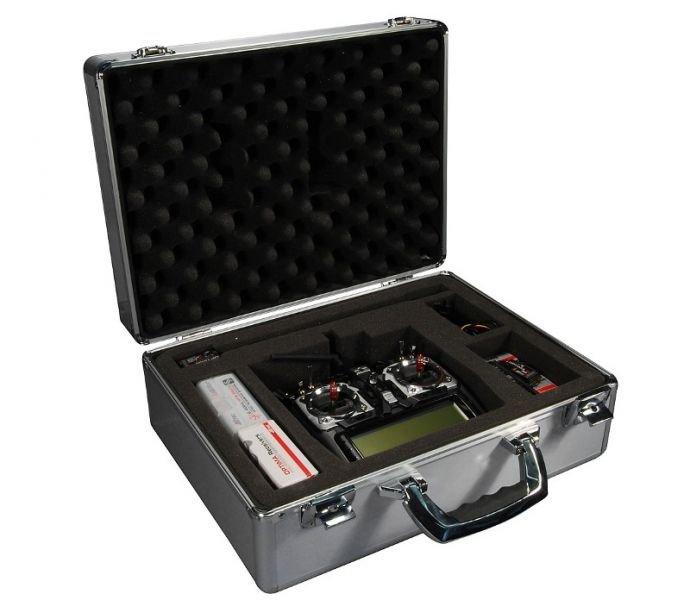 Image 0 of Hitec Aurora 9 Aluminum Transmitter Case