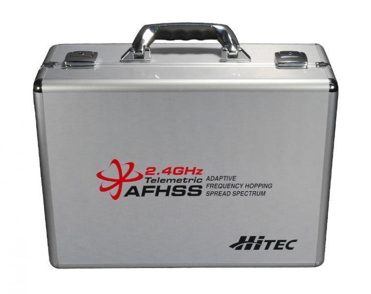 Image 1 of Hitec Aurora 9 Aluminum Transmitter Case